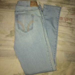 Super Skinny Hollister Jeans